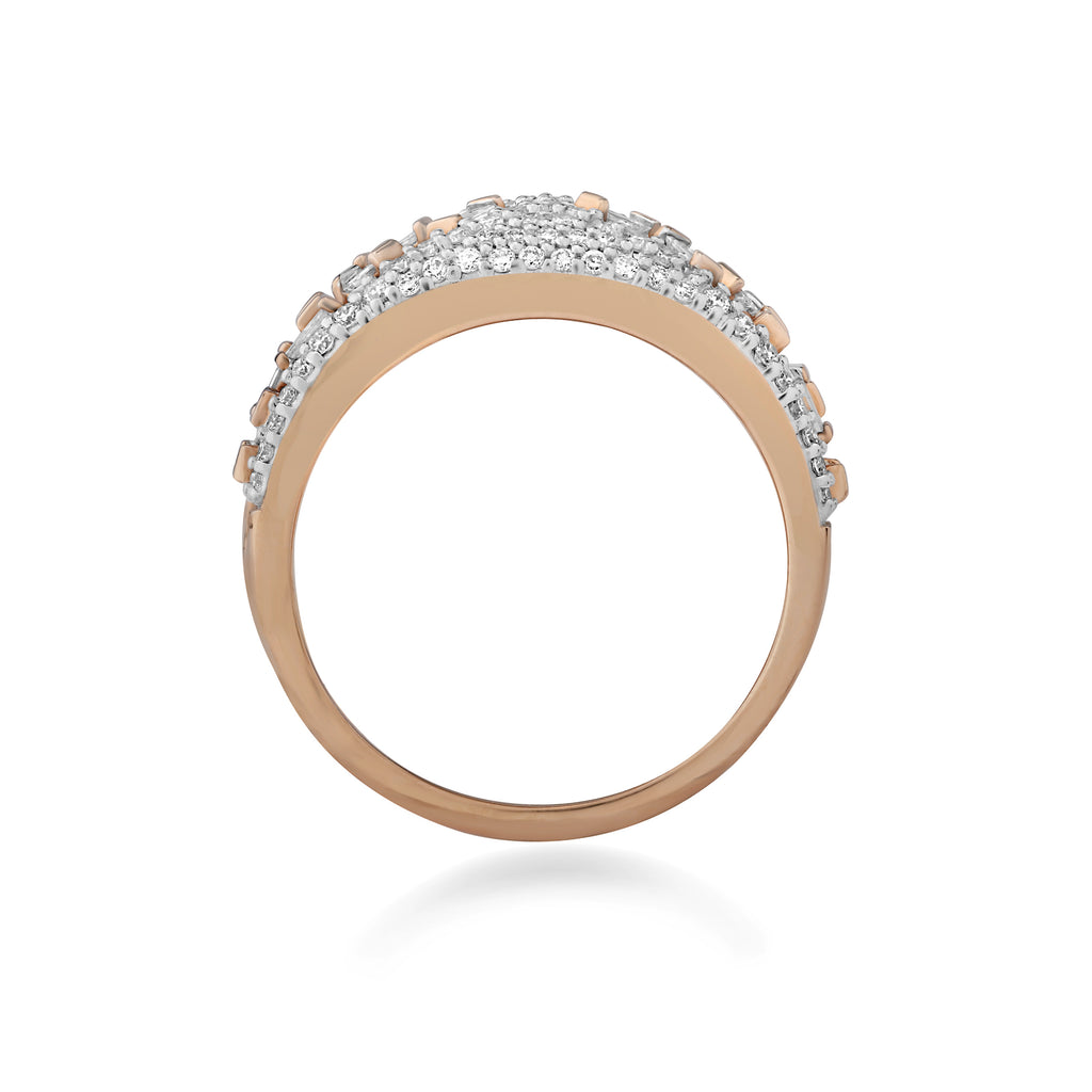 Scatter Waltz Maverick Diamond Ring
