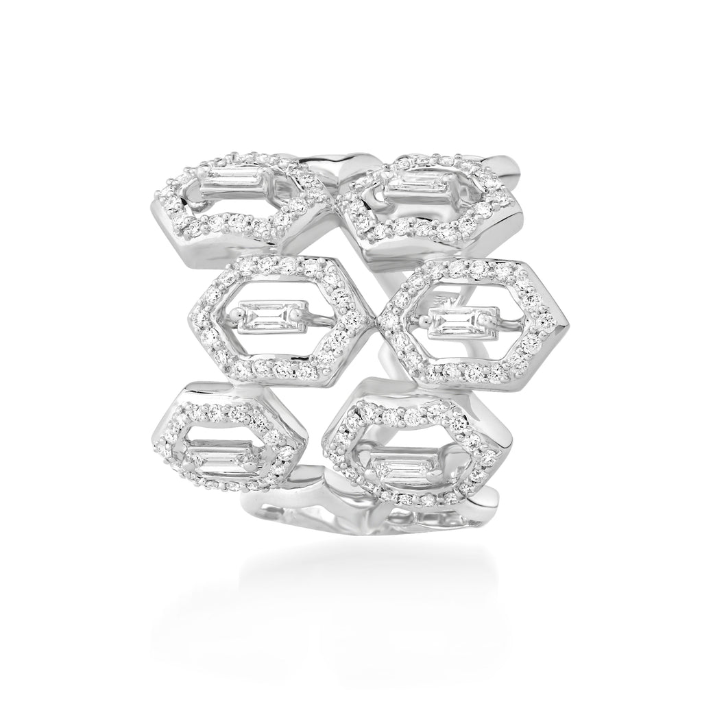Regalia Exquisite Diamond Ring