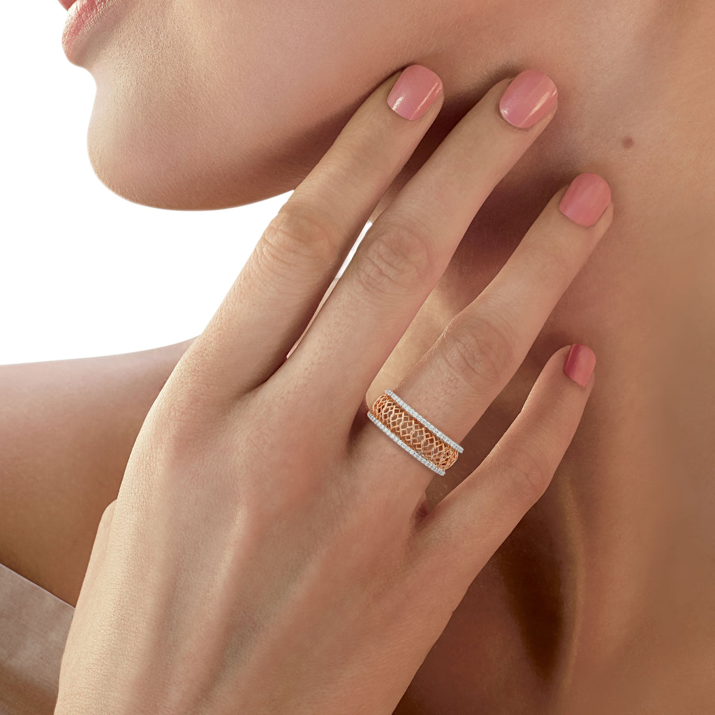 Starring You Dazzle Diamond Ring
