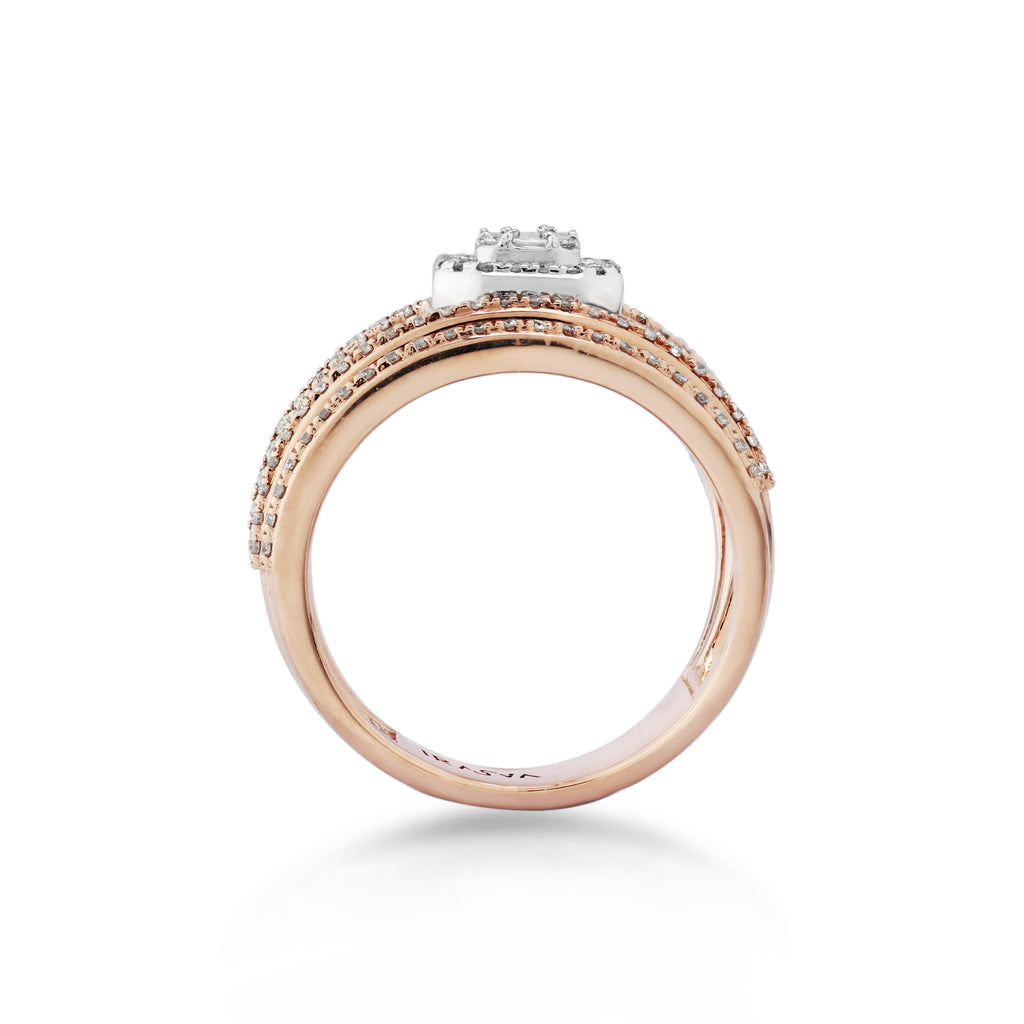 One Azha Diamond Ring*