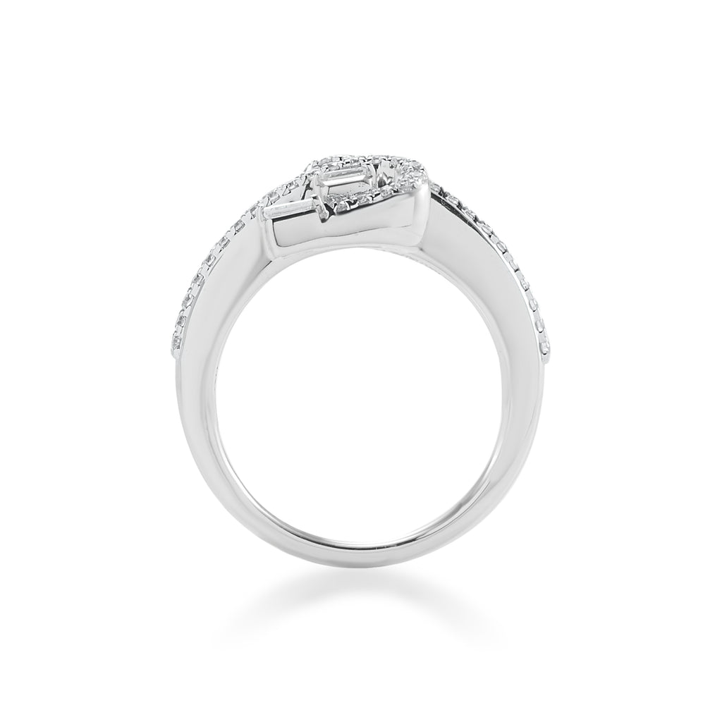 Scatter Waltz Aitana Diamond Ring*