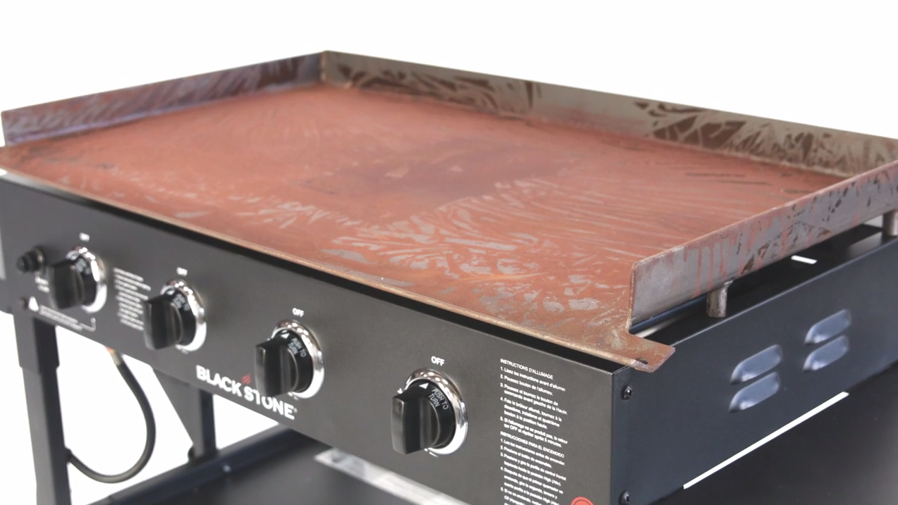 How To Remove Rust From Your Griddle Blackstone Products