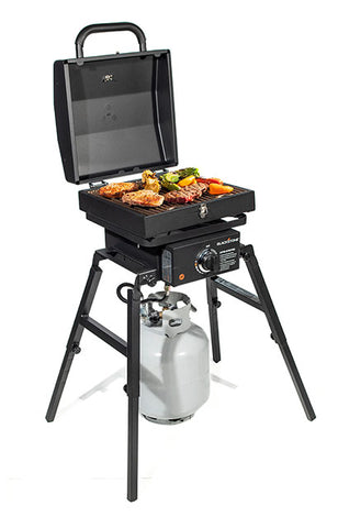 Single Burner Rec Stove