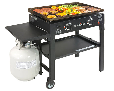 28'' Griddle Cooking Station