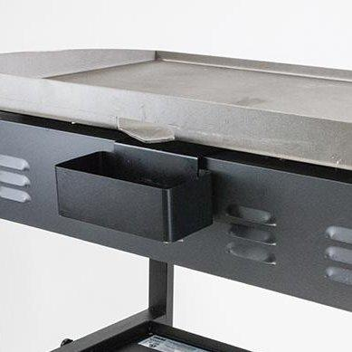 28'' Griddle Cooking Station with Hard Cover