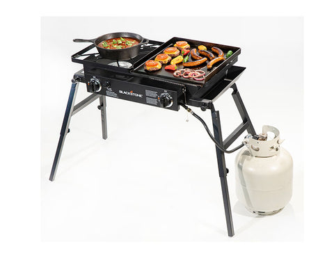 Tailgater Combo (Griddle + Grill)