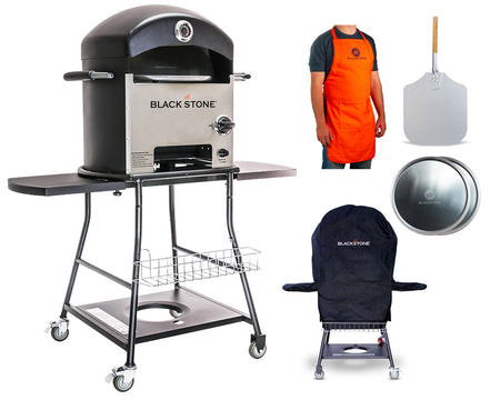 Ultimate Pizza Oven Bundle