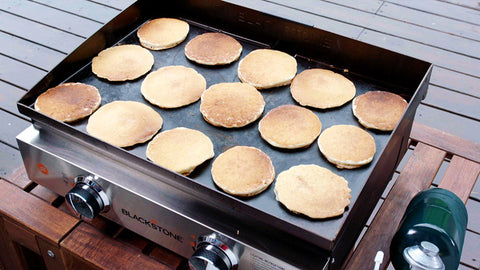 22'' Tabletop Griddle (with Stainless Steel Front Plate)