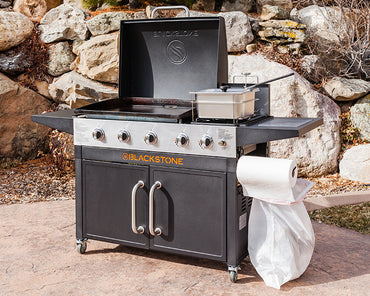 Rangetop Combo with Deep Fryer