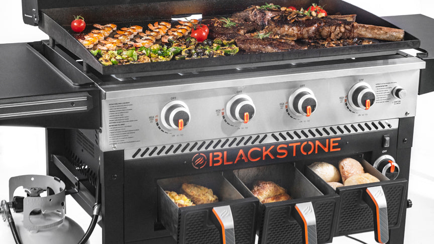 Airfryer Griddle Combo Blackstone Products