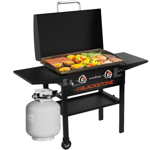 "28"" Griddle with Hood"