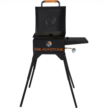 "17"" On The Go Cart Griddle with Hood"