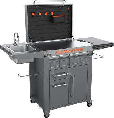 Prep/Serve & Store Cart – Pro Series