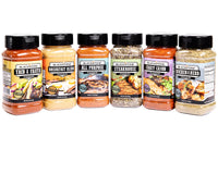 Six Flavor Seasoning Bundle (6 Pack)