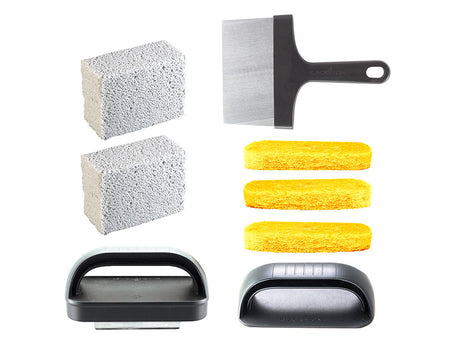 8 Piece Griddle Cleaning Kit - In Stores Only