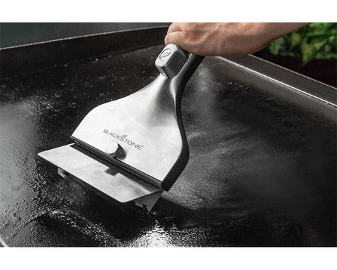 Griddle Refurbishment Kit with Stainless Steel Handle