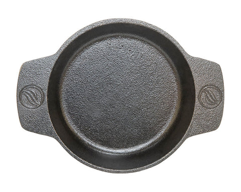 Medium Round Griddle Dish (Cast Iron)