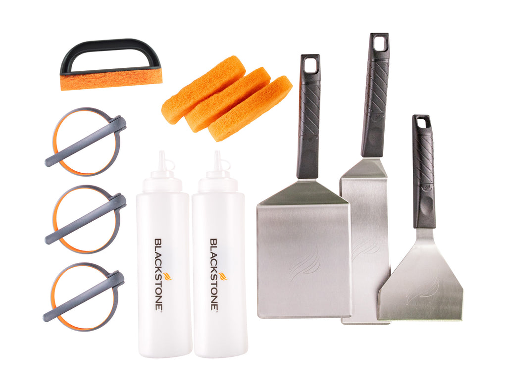 13-Piece Griddle Accessory Kit