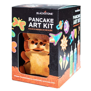 Pancake Art Kit