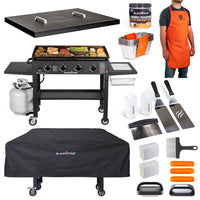 Ultimate  Starter  Griddle  Bundle