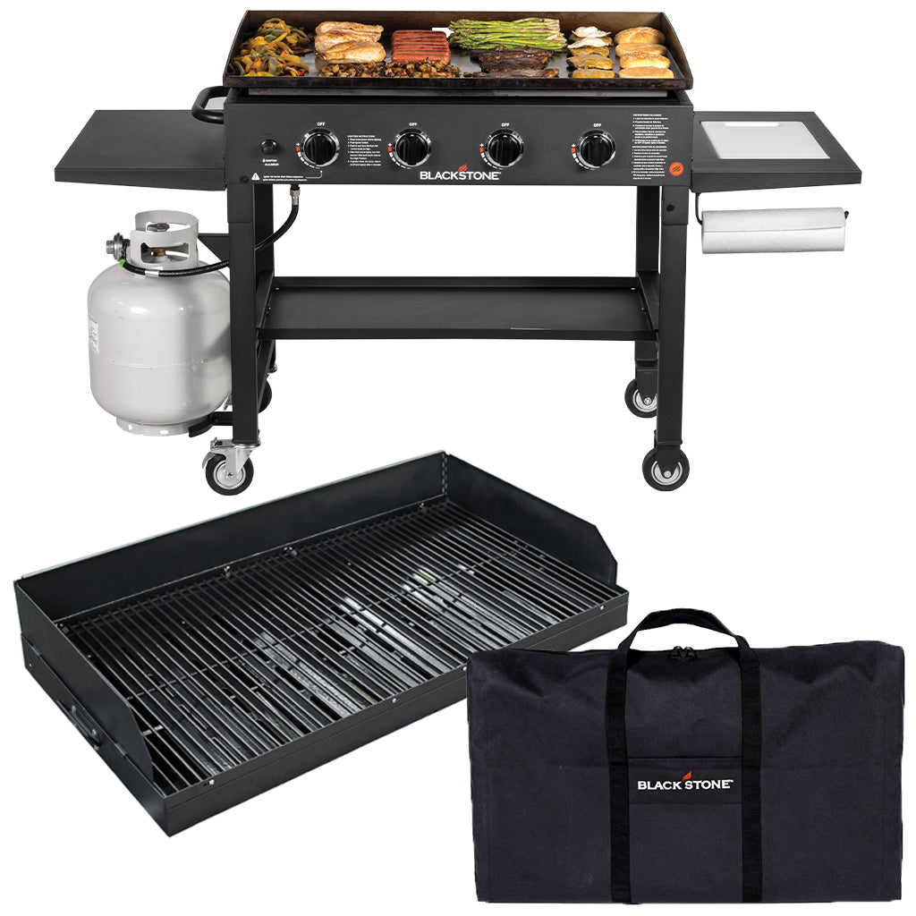 "36"" Griddle and Grill Bundle"