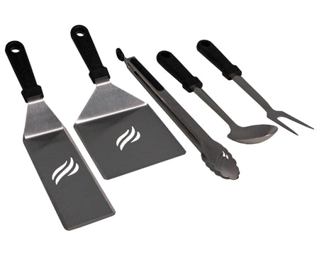 5 Piece Classic Outdoor Cooking Set