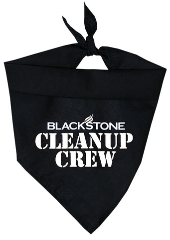 Cleanup Crew Dog Bandana