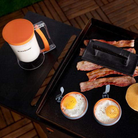 Blackstone 4-Piece Professional Griddle Breakfast Kit