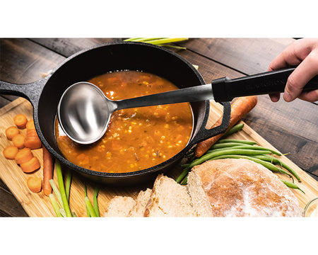 "16"" Ladle with XL Handle (4 oz.)"