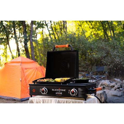 "Adventure Ready 17"" with Hood & Side Burner"