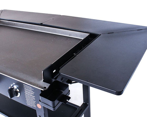 36'' Griddle Surround Table Accessory - FRONT GREASE Version