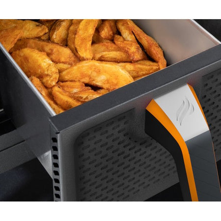 "17"" Tabletop Air Fryer Griddle Combo"
