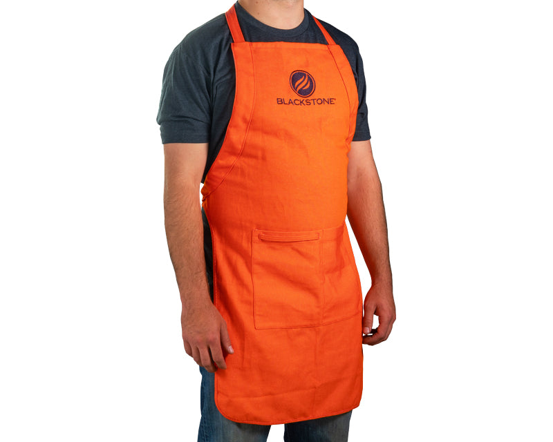 Orange Chef's Apron