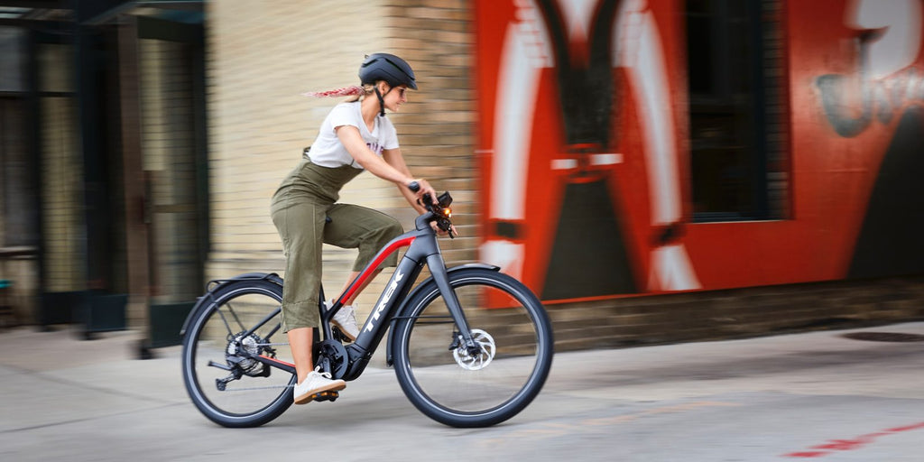 5 Benefits of Using Electric Bikes