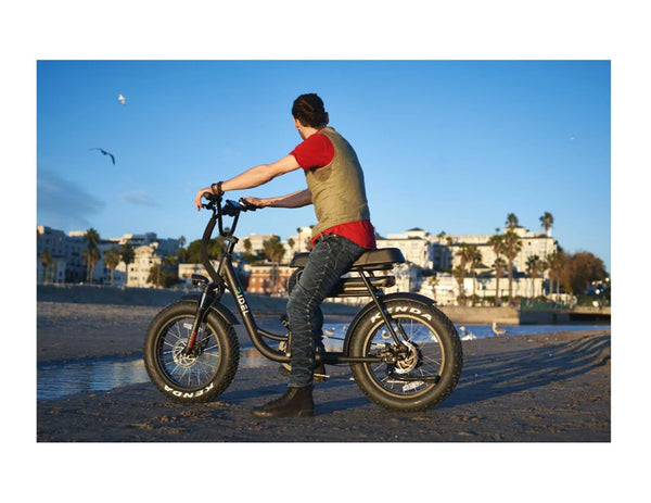 Ridel Snugger Moped Electric Bike