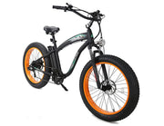 Ecotric Hammer Electric Fat Tire Bike