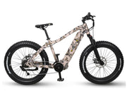 QuietKat WARRIOR 1000-watt Fat Tire Electric Mountain Bike