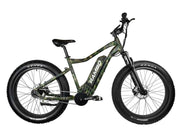 RAMBO ROAMER 750W XC All Terrain Fat Tire Electric Bike