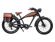 Revi Bikes Cheetah Cafe Racer Fat Tire Electric Bike