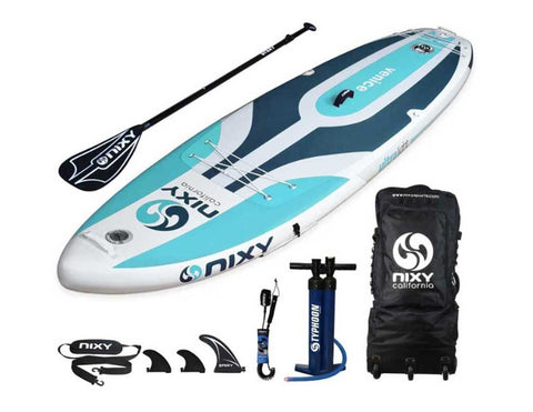 "NIXY Venice G3 - 10'6"" Cruiser Inflatable Paddleboard"