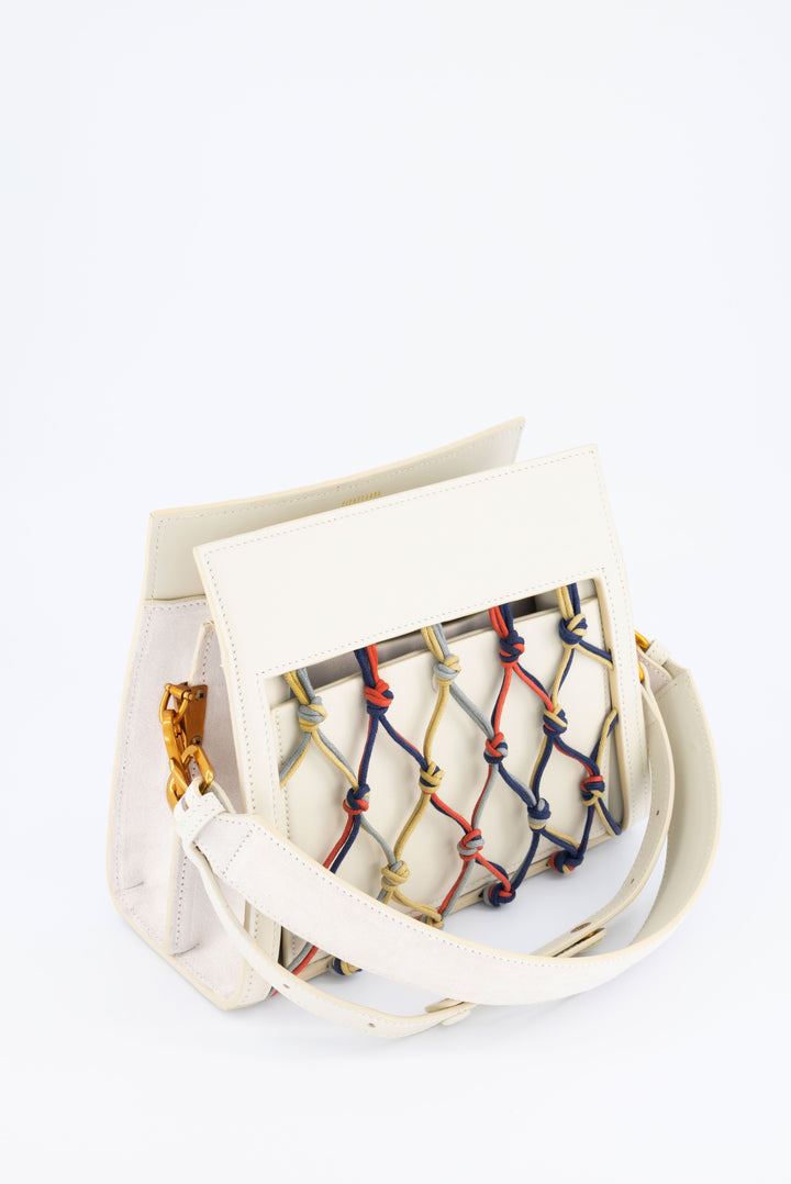 Amu Bag S/S 20 White Candy