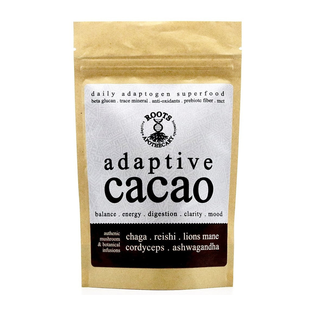 adaptive cacao by roots apothecary