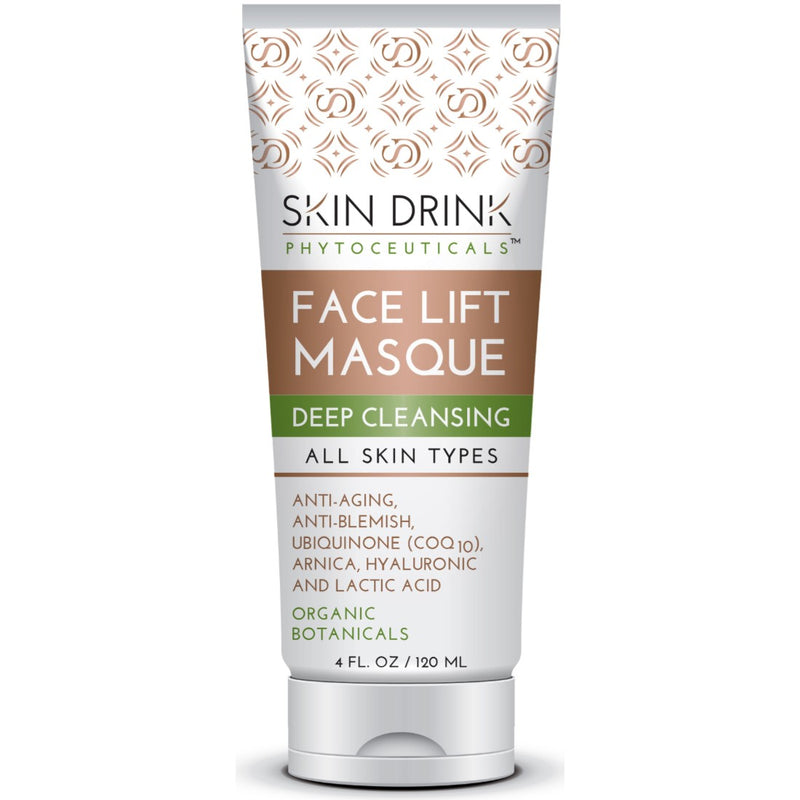 Deep Cleansing Face Lift Masque