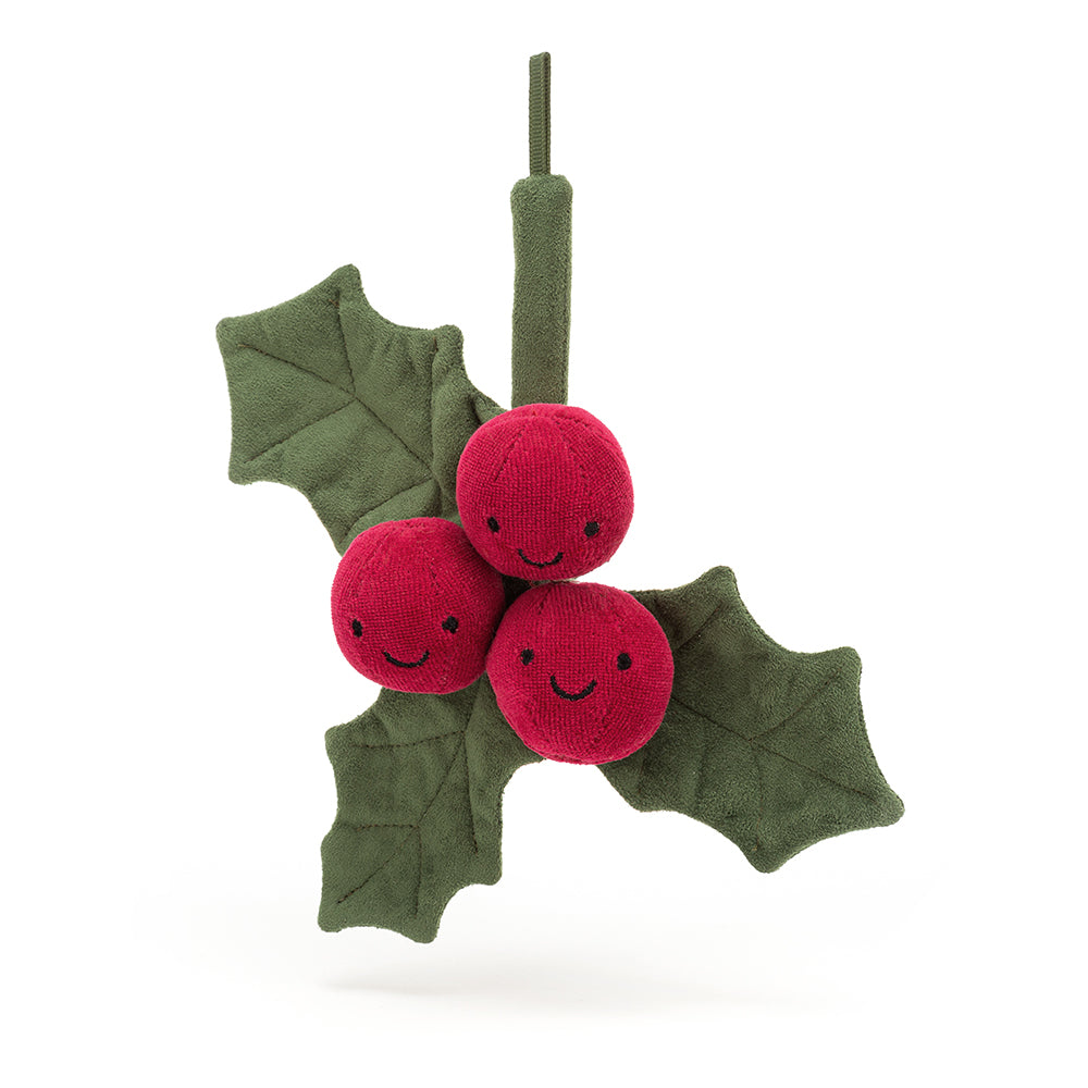 Jellycat Amuseable holly berries