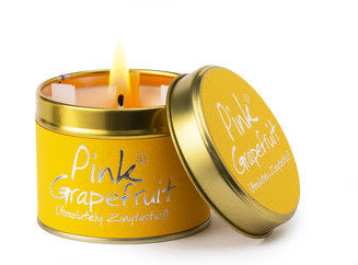 Lily Flame scented candle - Pink Grapefruit