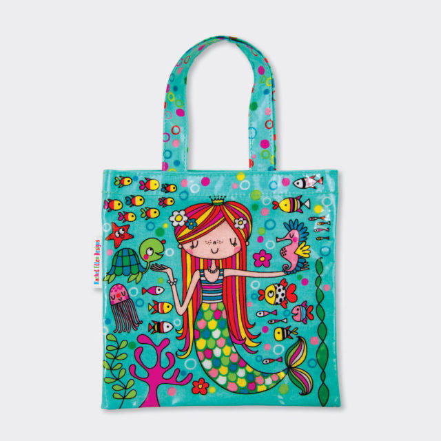 Mermaids Mini tote bag