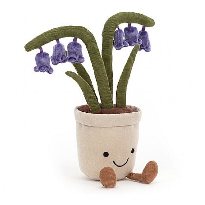 Jellycat - Amuseable bluebell plant