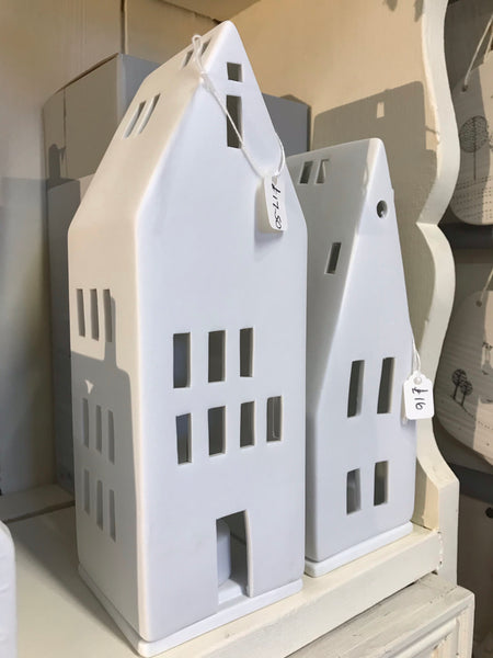 Rader Porcelain light houses - Tall house (L)