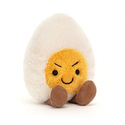 Jellycat Amuseable Cheeky boiled egg