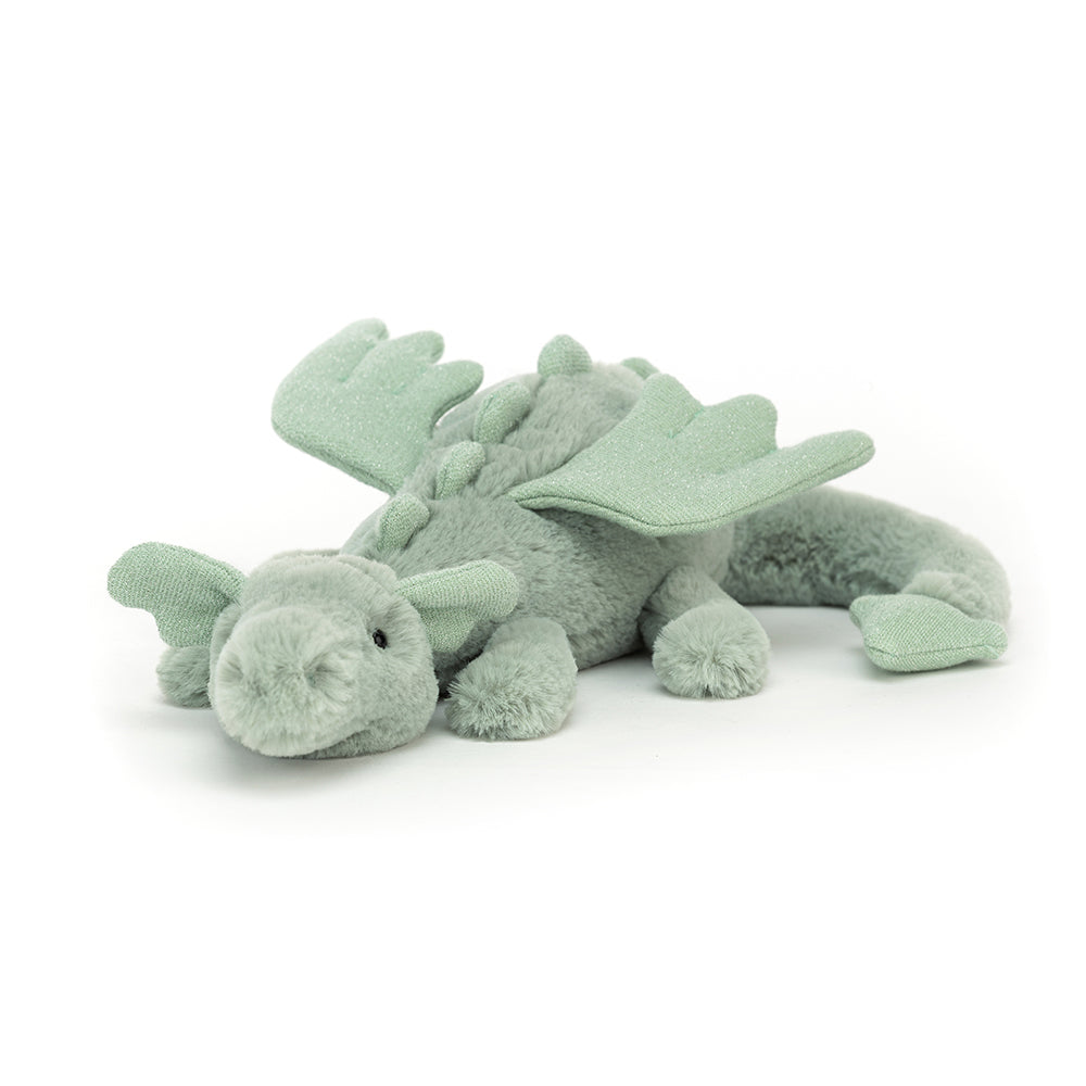 Jellycat Sage dragon - new for 2021